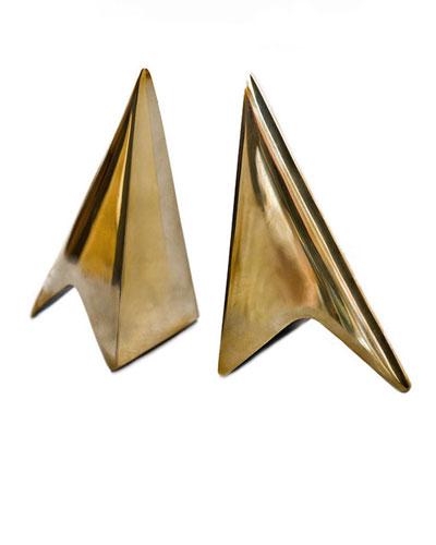 Sujetalibros de Carl Aubock de The Shop en Cooper Hewitt
